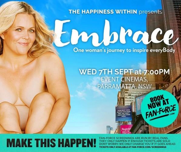 Event Cinemas At Westfield Parramatta: Embrace Documentary