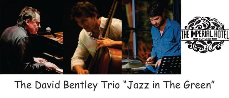 Jazz in The Green David Bentley Trio