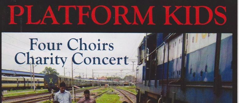 Four Choirs Charity Concert