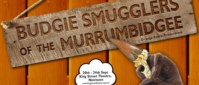 Budgie Smugglers of The Murrumbidgee
