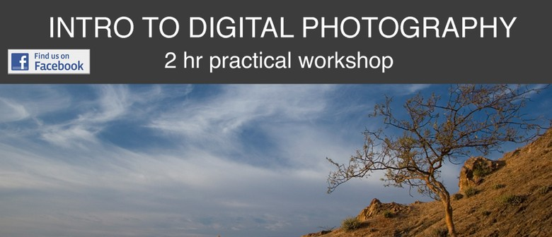 2-Hour Intro To DSLR Photography
