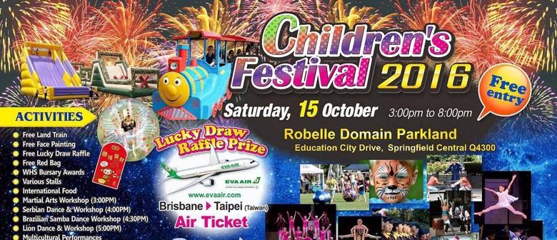 Children's Festival 2016