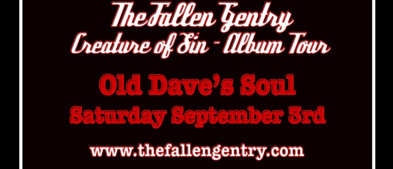 Saturday Rocking With the Fallen Gentry