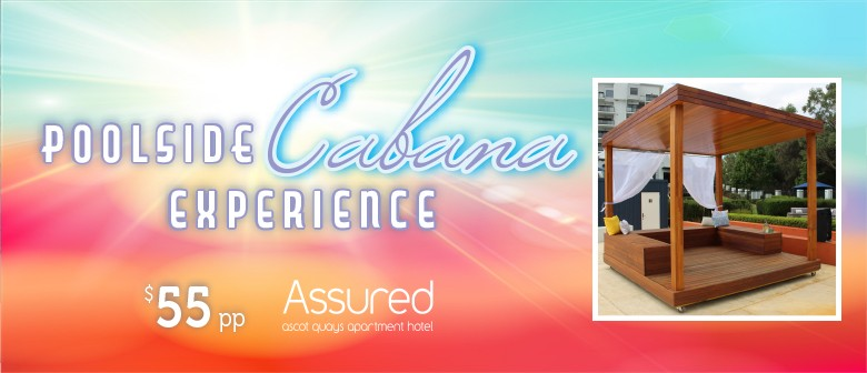 Poolside Cabana Experience