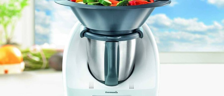 Healing Through Real Food, Real Fast Featuring the Thermomix