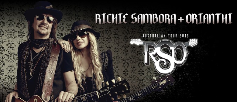 RSO: Richie Sambora and Orianthi