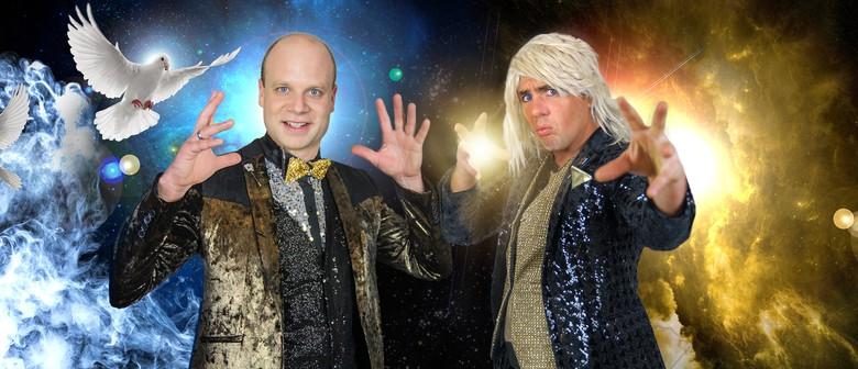 Nickleby the Magician Vs Blaze World's Greatest Magic Battle