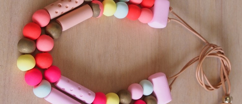 Polymer Clay Jewellery for Kids