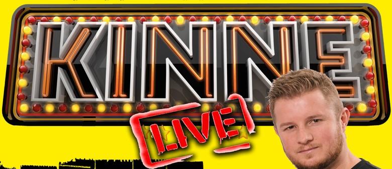 Comedy With Kinne Live