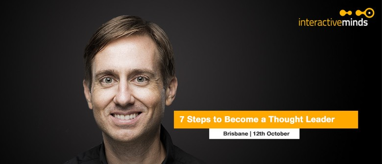 Keynote Breakfast - 7 Steps to Become a Thought Leader