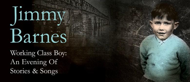 Jimmy Barnes - Working Class Boy Tour