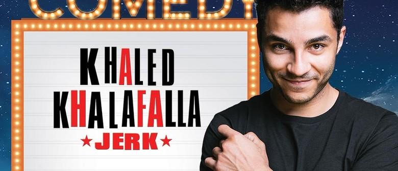 Khaled Khalafalla - Jerk
