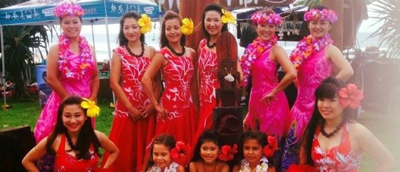 Hawaiian Sunset Charity Gala Event