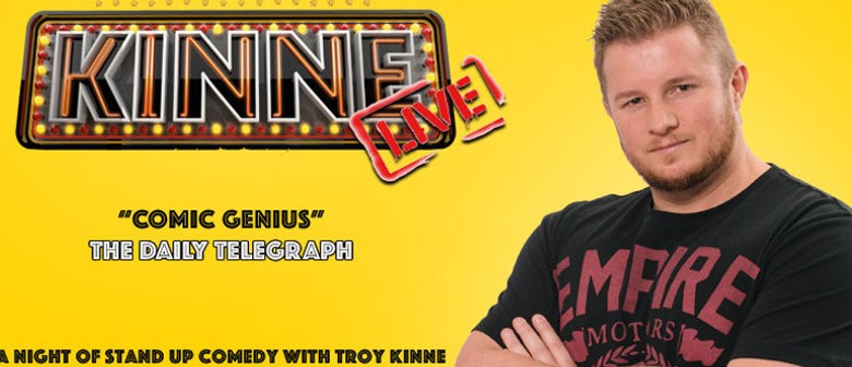 Troy Kinne and 5 Other Comedians