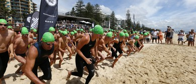 Mooloolaba Mile - World Series Swims