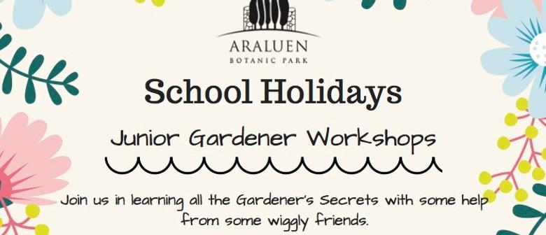 Junior Gardener Workshop