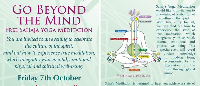 Go Beyond The Mind Sahaja Yoga Meditation Perth Eventfinda