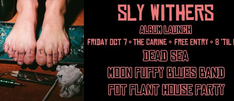 Sly Withers Album Launch