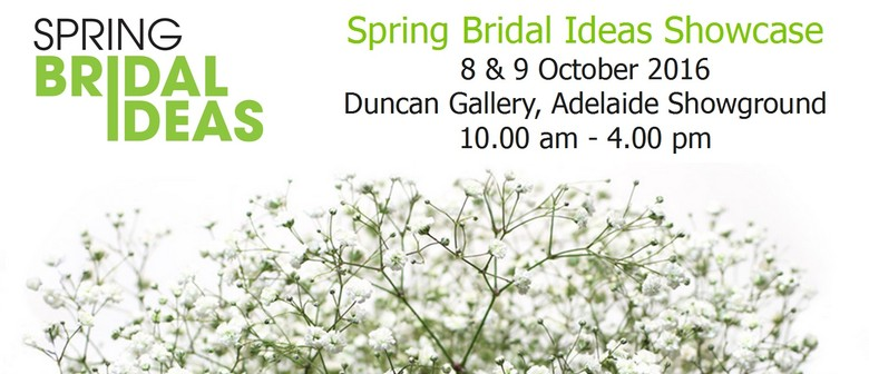 Spring Bridal Ideas Showcase 2016