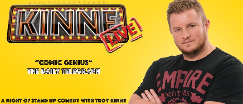 Troy Kinne - Kinne Live
