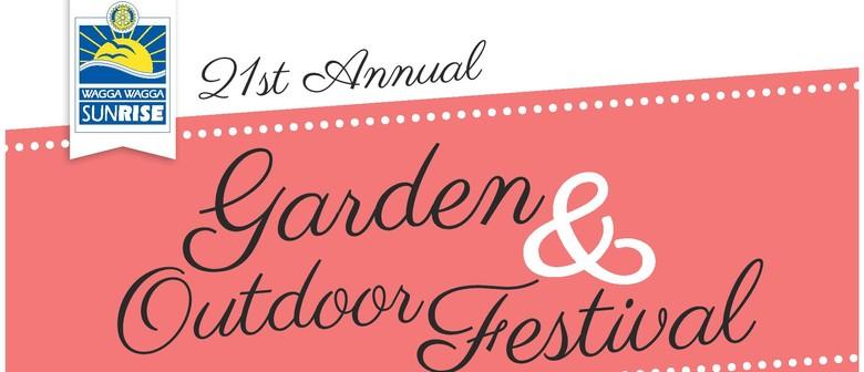 Garden and Outdoor Festival
