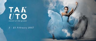 West Australian Ballet - Takuto - Ballet At The Quarry