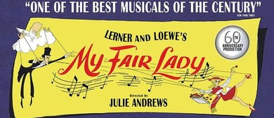 Opera Australia – My Fair Lady
