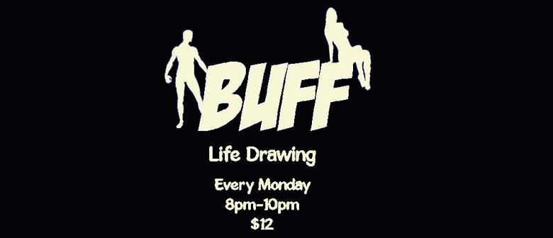 Buff Life Drawing