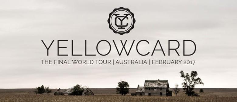 Yellowcard - Final World Tour