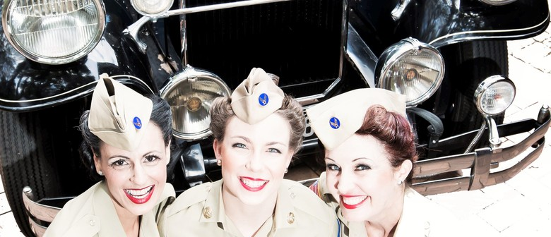 Andrew Sisters Tribute Show
