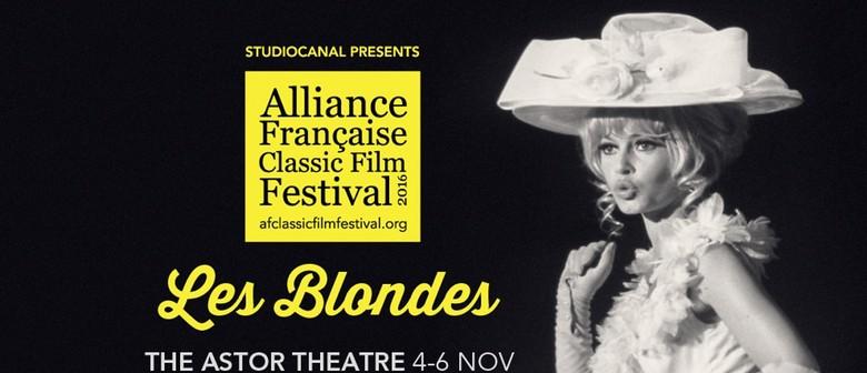 Alliance Francaise Classic Film Festival - Les Blondes