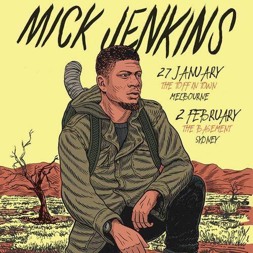 Mick Jenkins
