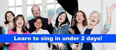 Understanding Singing Seminar