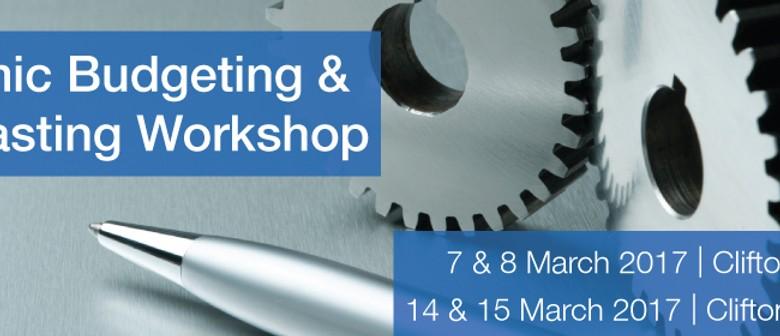 Dynamic Budgeting and Forecasting Workshop