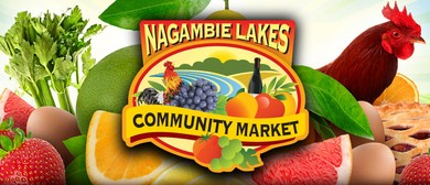 Nagambie Lakes Community Market