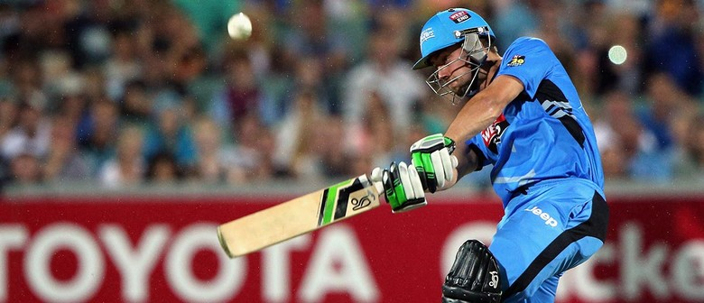 KFC BBL - 06 Game 2 - Adelaide Strikers Vs Brisbane Heat