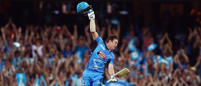KFC BBL - 06 Game 11 - Adelaide Strikers Vs Sydney Sixers