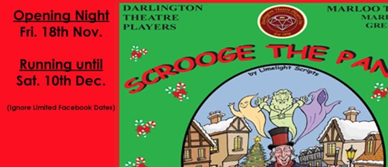 Scrooge the Panto