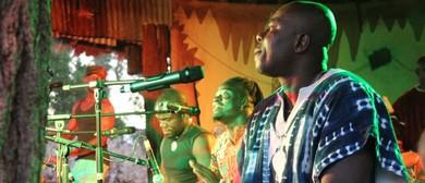 Rhythm of Africa