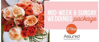Mid-Week Weddings