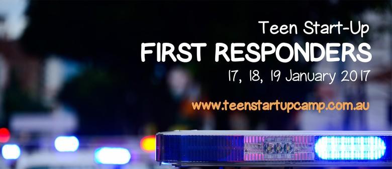 Teen Start-Up - First Responders