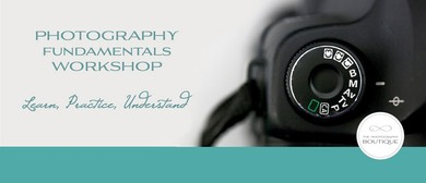 Photography Fundamentals Workshop