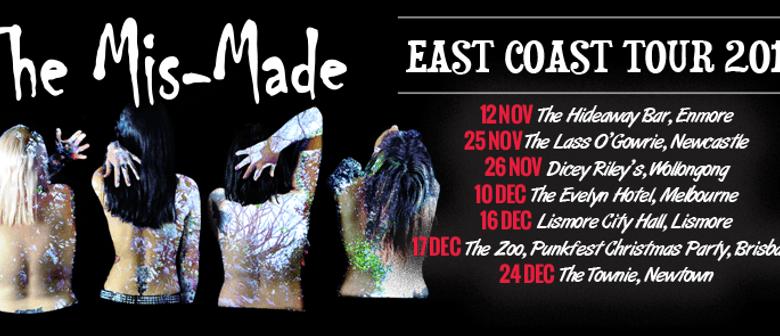 MisMade Double Single Tour W/ Valhalla Lights, Atomic Monkey