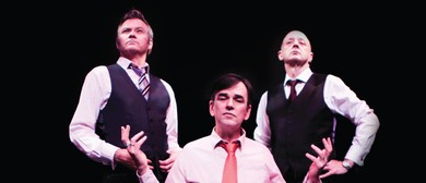 Canberra Comedy Festival – Doug Anthony All Stars