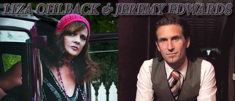 Liza Ohlback, Jeremy Edwards and Doggn It
