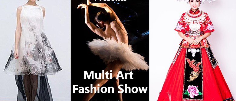 Multi Art Fashion Show