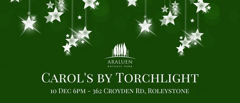 Araluen's Carols By Torchlight