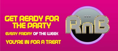 RnB Night - Every Friday