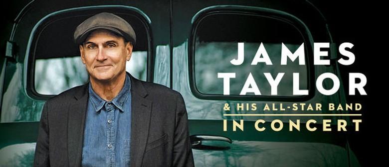 James Taylor Tour Australia