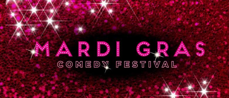 Mardi Gras Comedy Festival Gala